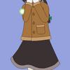 山小屋の少女3