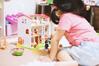 アンパンマンタウンのパンこうじょうハウスに2歳の娘が大ハマリ