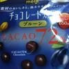 チョコレート効果(プルーン)と糖質制限生活は半年過ぎ7ヶ月目の話