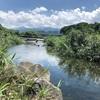 琵琶湖水系でトラウト用スプーンのみで挑んできた