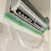エアコン掃除のやり方:臭みもとれる、我が家の方法(写真付き)。