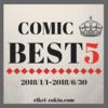 【2018年上半期】理系院生が買い続けている連載中のオススメ漫画BEST5+α