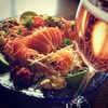 旧正月は魚生でピンクの泡!【シンガポールの正月料理・ユーシャン】