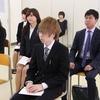通信課程(15期生)入学式