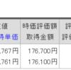平成29年11月株主優待 クロス取引戦略
