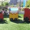 ららぽーと甲子園で水遊び!!ららぽの噴水は水遊びデビューに最適!!