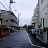 作曲工房 朝の天気 2018-11-09(金)雨