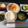 豆腐ステーキの南蛮漬けとオクラ納豆で大豆食品多め(^^♪