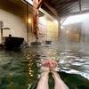 石和温泉郷 旅館深雪温泉 宿泊記 なんと毎分1415L!圧倒的湯量を誇る自家源泉の宿に一人泊