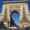パリにある凱旋門(Arc de triomphe)はシャンゼリゼ通り以外にもあり?