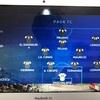 PAOK vs ベンフィカ