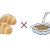 母が作った伝説の弁当「納豆×パン」