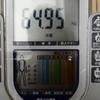 ダイエット17日目。今日まででマイナス1.85㎏の減量達成‼️