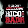 バダ・ハリ試練のリコ・ヴァーホーベン戦は肩の脱臼で敗北!GLORY COLLISIONのタイトルマッチの詳細レポート。