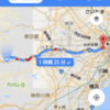 山村B新宿行バスの状況3