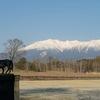 雪景色の御嶽山(御岳山)・2021年4月20日②