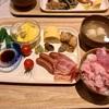 千葉市中央区富士見の「ベッセルイン 千葉駅前」でホテルの朝食バイキング