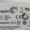 DELL SAS 6/iR AdapterにSeagate ST1000NM0023を組み込んでみた