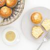 《お菓子とデザイン》期間・数量限定【Afternoon Tea(アフタヌーン ティー)】「オータムティータイムバスケット」のパッケージ♬
