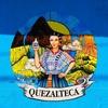 ラム酒ケツァルテカの広告さえ民族衣装を着用するのがグアテマラ~今日の1枚