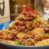 【レシピ】粉チーズでコクうま♬長芋とカリカリ豚こまのスタミナ炒め♬