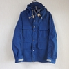 THE NORTH FACE PURPLE LABEL 65/35 Mountain Parka TEAL BLUE