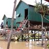 2017年8月17日(木) トンレサップ湖②【カンボジアひとり旅】#18