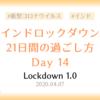 【ロックダウン記録】ロックダウン14日目 ~久々に外出したら外が賑やかになっていた日~