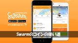 Swarmのコインの使い道と要望