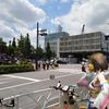 フウナ in リアル 2021・7月 代々木公園 ~東京五輪ブルーインパルス~