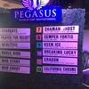 マジ?世界最高賞金のペガサスワールドカップの枠順決定したぞ