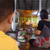 タイ生活62日目。お寺。