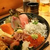 【神奈川/江ノ島】とびっちょ/しらす丼