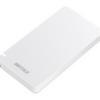 BUFFALO 外付SSD 240GB SSD-PGM240U3-W