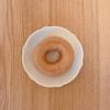 小腹が空いたら食べてるヤマザキのケーキドーナツ。密かなマイブームです(笑)