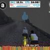 【ロードバイク】Zwiftインターバルトレーニング開始42日目_20200701