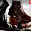 アメリカン革靴。