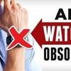 スマホで済むのに「腕時計」してる人、何と6割もいる。