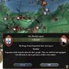 要塞が攻城戦で包囲されていたので、別の叛乱軍に占領されて独立が上がってしまった。
