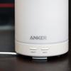 ANKERでも異色の「エッセンシャルオイルディフューザー」を買ってみた(動画あり)