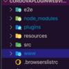 Webviewのキャッシュを削除するCordovaプラグインを作成しました