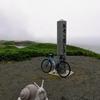 一ヶ月ぶりの自転車遊びとマルシェ山花のソフトクリーム