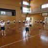 3年生:授業参観のダンス練習