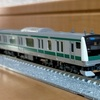 買い物21 【LEDリングライト】DIME最新号の付録で遊んでみた! KATO E233系電車を撮影