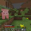 【マインクラフト#3】鉄防具フル装備と豚ばかり。
