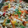 豚の中華炒め いろいろ野菜