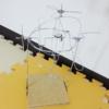 針金オートマタ 羽ばたくからくり飛行船の作り方