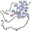 【悠久なる大河】楚漢戦争の時代(BC206~BC202)