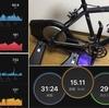 ロードバイクの室内トレーニングの様子をYOUTUBEにアップしました。