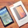 安いタブレットの一押しVANKYO S7 7インチ タブレット Android9.0 RAM2GB/ROM32GB GPS WiFi